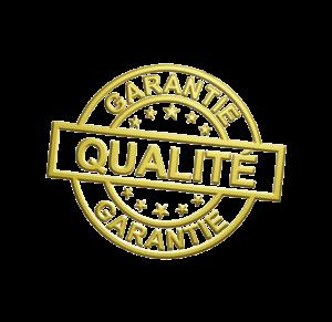 garantie qualité - luxys signalisation